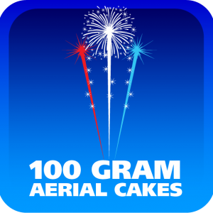 100 GRAM AERIAL CAKES