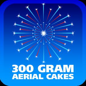 300 GRAM AERIAL CAKES