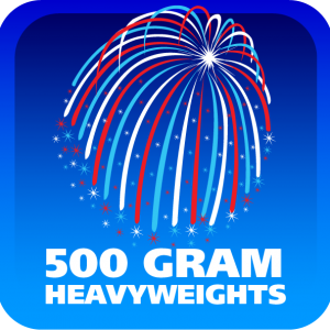 500 Gram Heavy Weights
