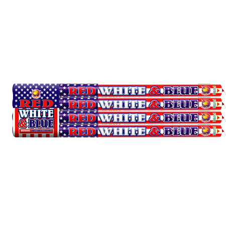 Red White & Blue – 10 Ball