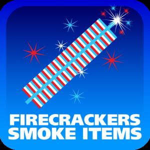 FIRECRACKERS & SMOKE